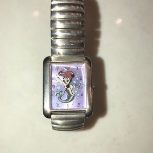 Vintage roxy mermaid watch